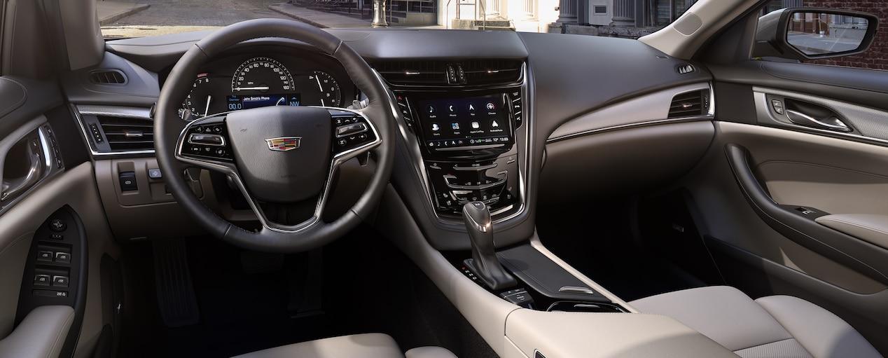 What Is Onstar >> CTS Sedán 2019 | Un sedán con alta tecnología | Cadillac Mex