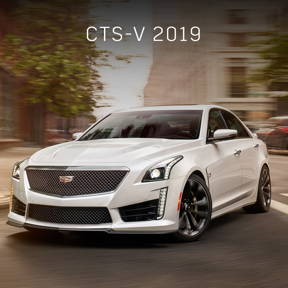 The 2019 Cadillac Cts V Will Be One Of The All Time Greats